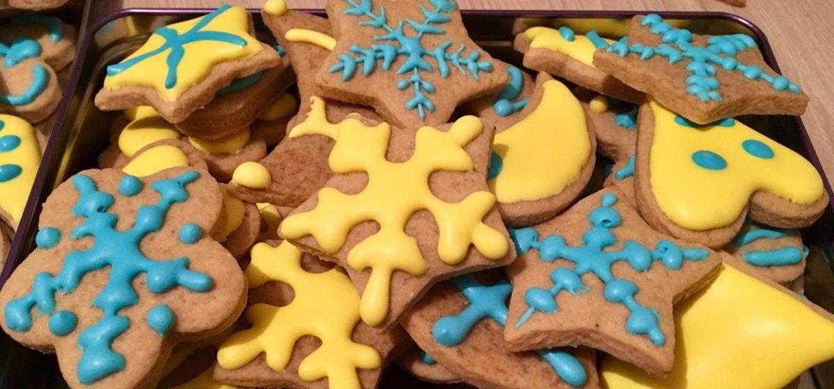 Испытано на себе. Как я готовила имбирное печенье с глазурью