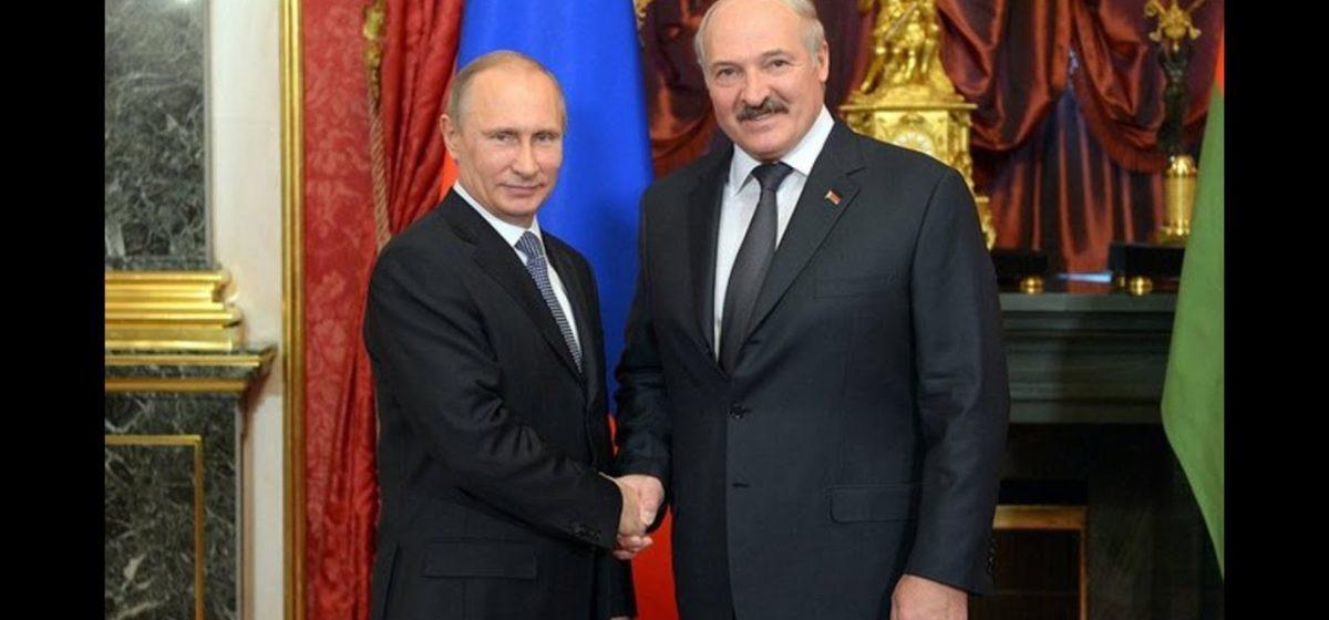 Bloomberg: Путин не смог убедить Лукашенко объединиться в одно государство, чтобы сохранить свою власть
