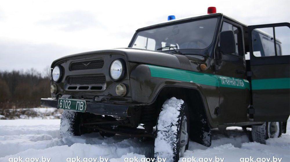Белорусские пограничники поймали итальянского «сталкера», который шел из зоны отчуждения по навигатору