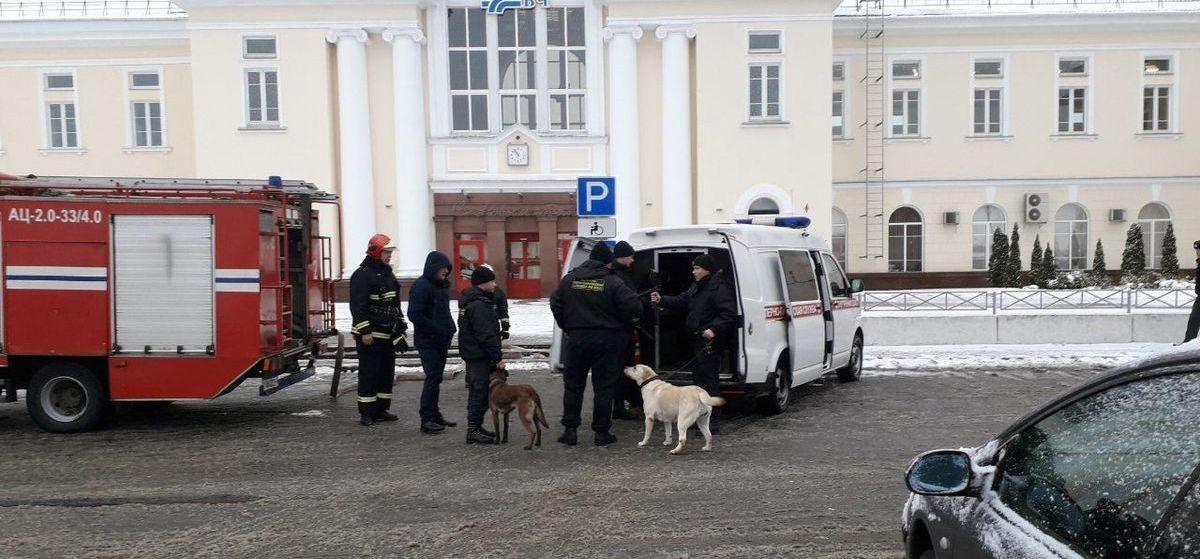 Личность женщины, «заминировавшей» железнодорожный вокзал в Барановичах, установлена