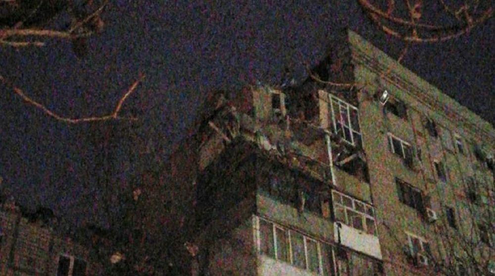 В Ростовской области в жилом доме из-за взрыва бытового газа обрушились два этажа