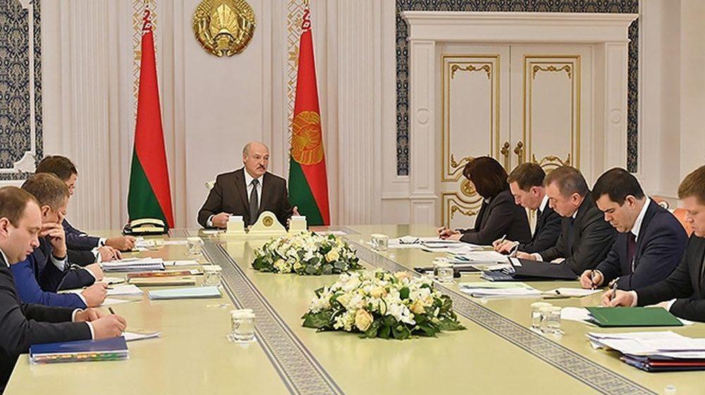Лукашенко: Нужно открыть альтернативную поставку нефти через прибалтийские порты