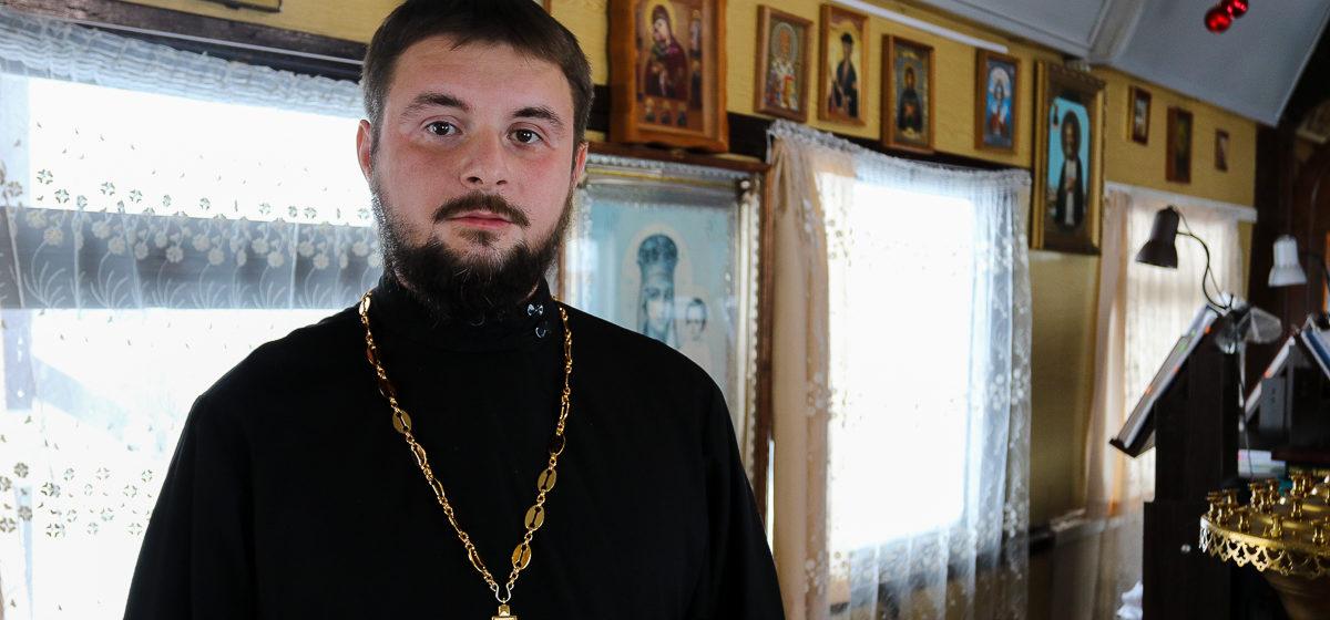 Поздравление с Рождеством Христовым от священника Антония Моргуна