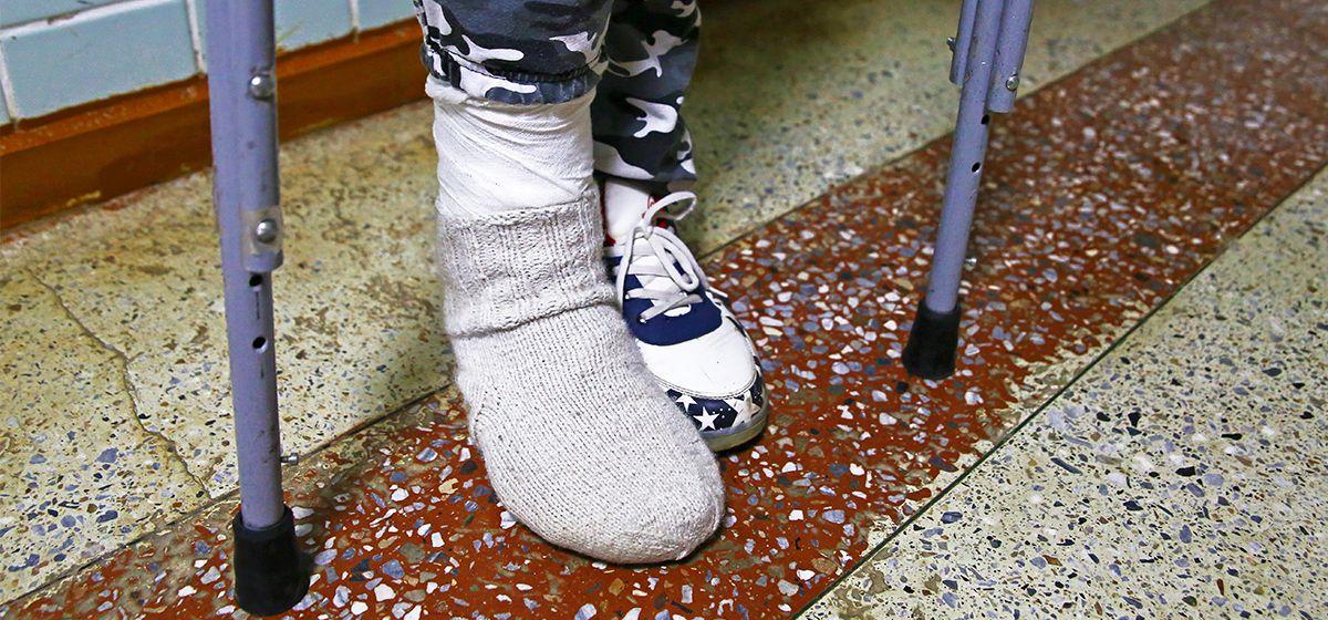 В Барановичском регионе растет число детей с инвалидностью