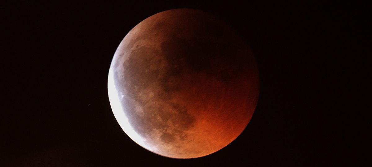 Полное лунное затмение произойдет в ночь на 21 января. Как его посмотреть и во сколько
