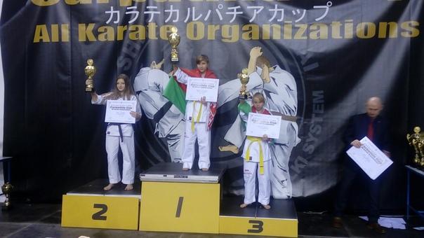 Александра Можейко (1-е место), Евгения Можейко (3-е место).