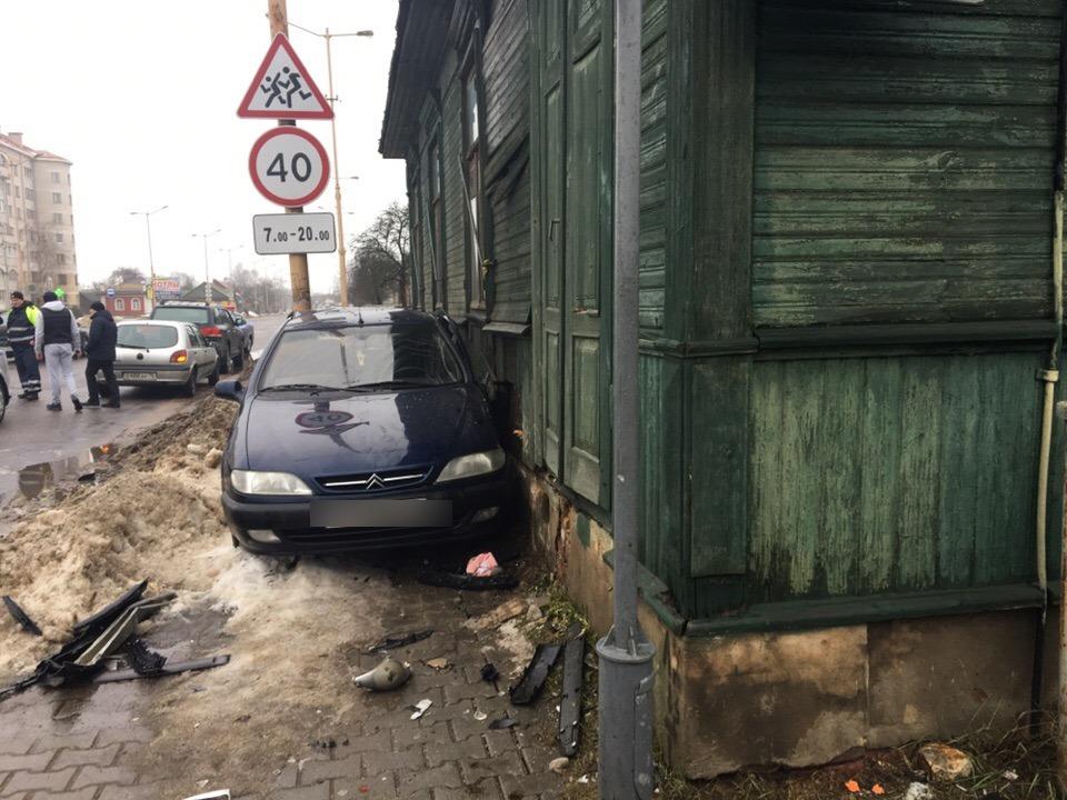 авария, ДТП, Барановичи
