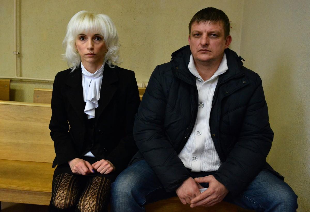 Родители Данилы. Фото: tut.by.