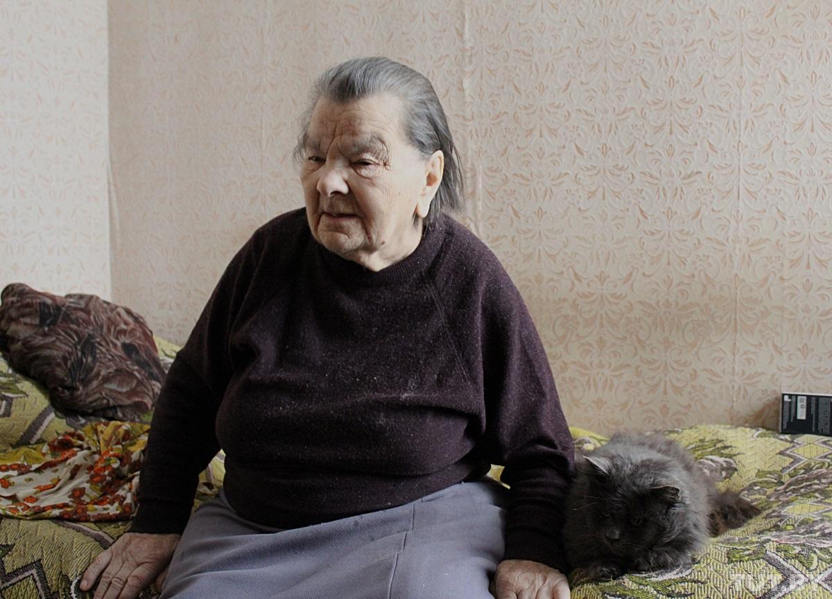 Гражина Ивановна. Фото: Сергей СОЛОНКЕВИЧ
