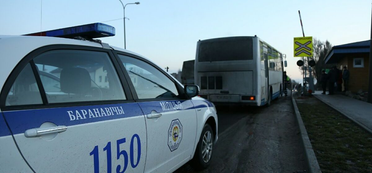 В ГАИ рассказали, сколько нарушителей поймали 29 января за три часа в Барановичах