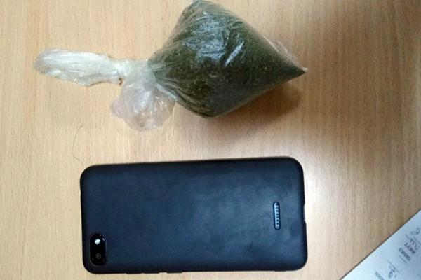Мужчину с марихуаной задержали в Барановичах