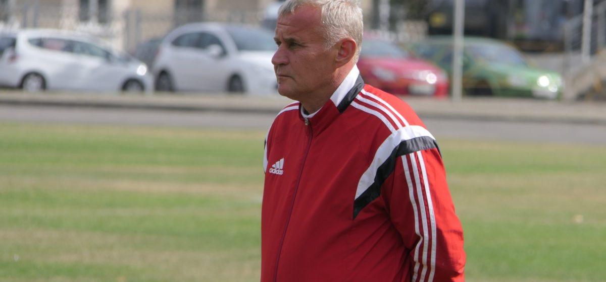 Тренер ФК «Барановичи» о формировании нового состава команды: «На такую зарплату трудно пригласить квалифицированного футболиста»