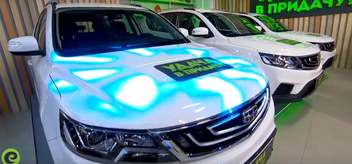 Уборщица из Барановичей выиграла автомобиль в рекламной игре «Евроопта»