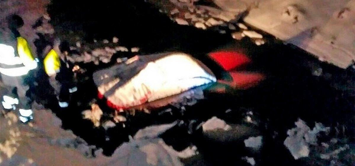 В Кобрине пьяный бесправник, который трижды привлекался за нетрезвое вождение, утопил Nissan
