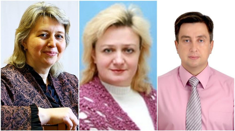 В Барановичах назначены новые руководители лицея №1 и гимназии №5, а также замначальника управления по образованию города