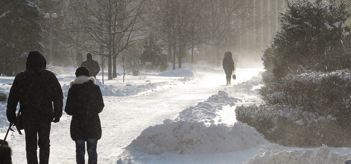 Какая погода будет в Беларуси 17 января