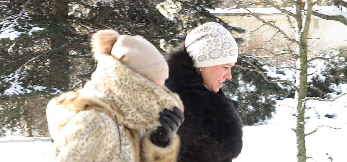 В конце января в Барановичах потеплеет. Метеорологи рассказали насколько