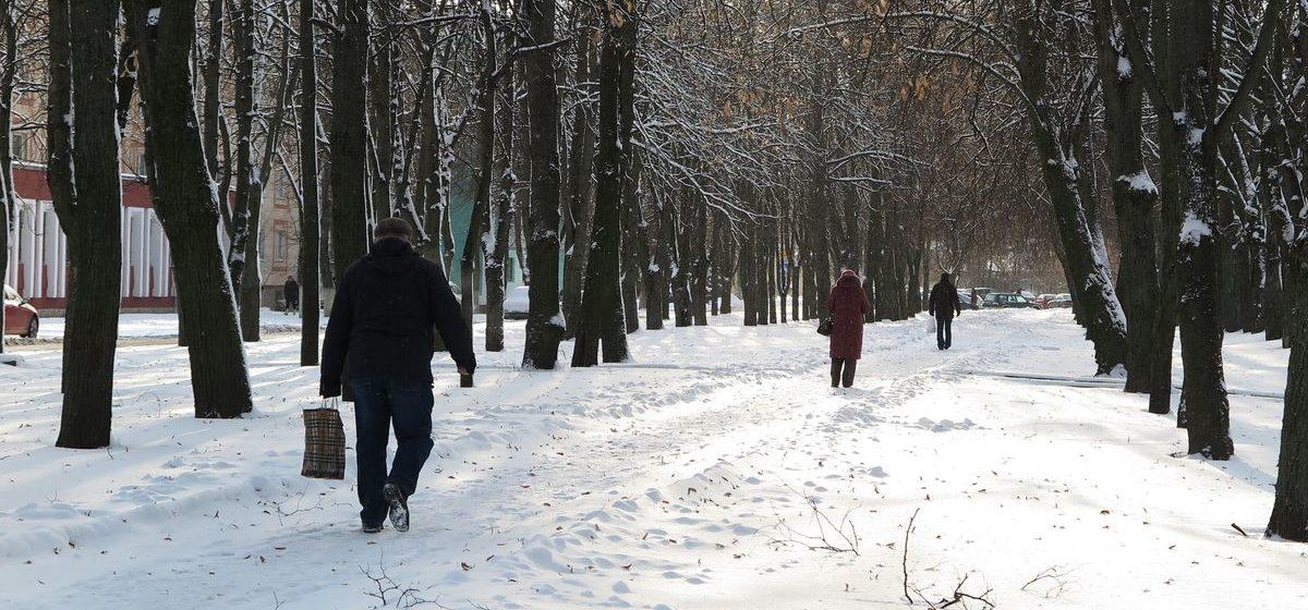 Метеорологи рассказали, какая погода будет в Барановичах на Крещение