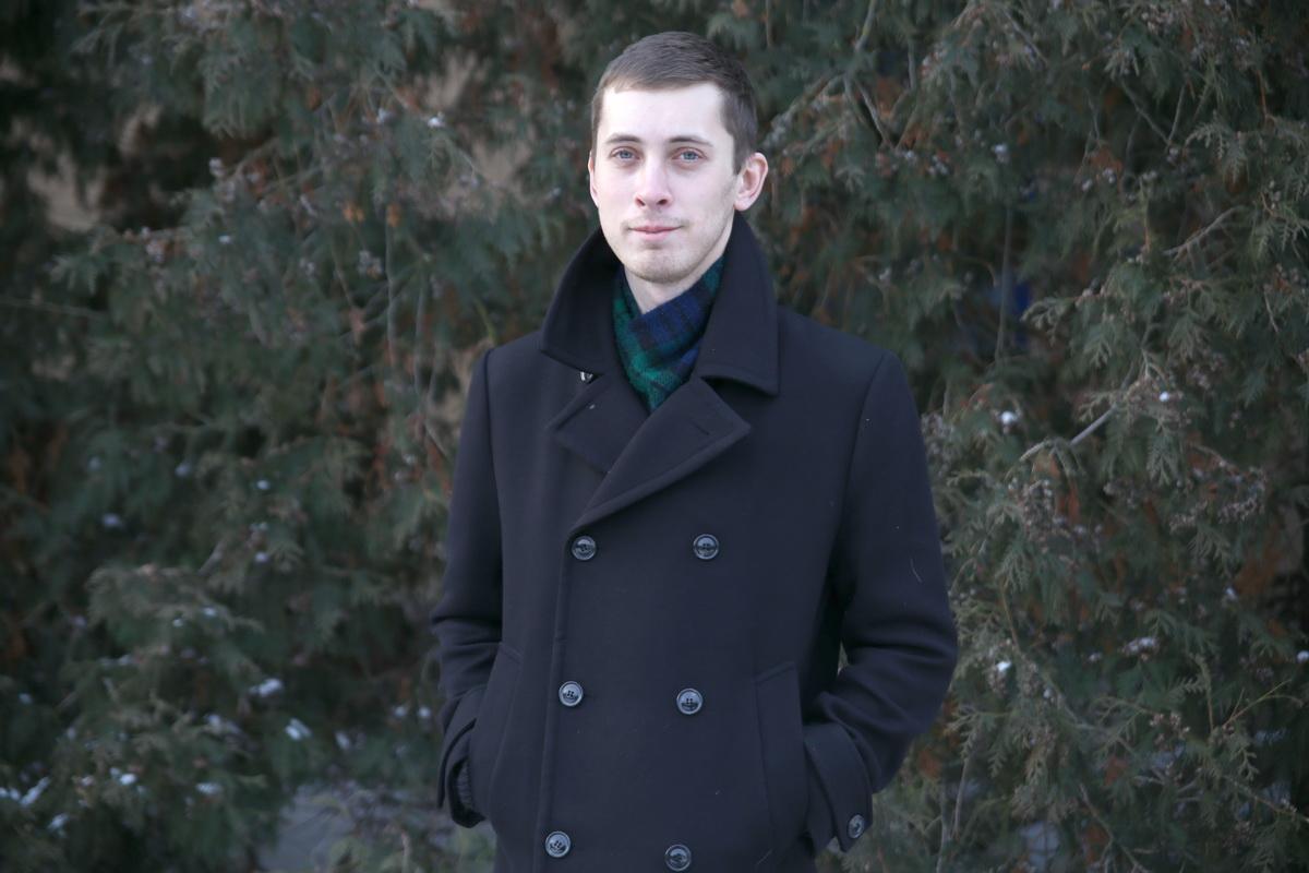 Кирилл Крикунов. Фото: Евгений ТИХАНОВИЧ