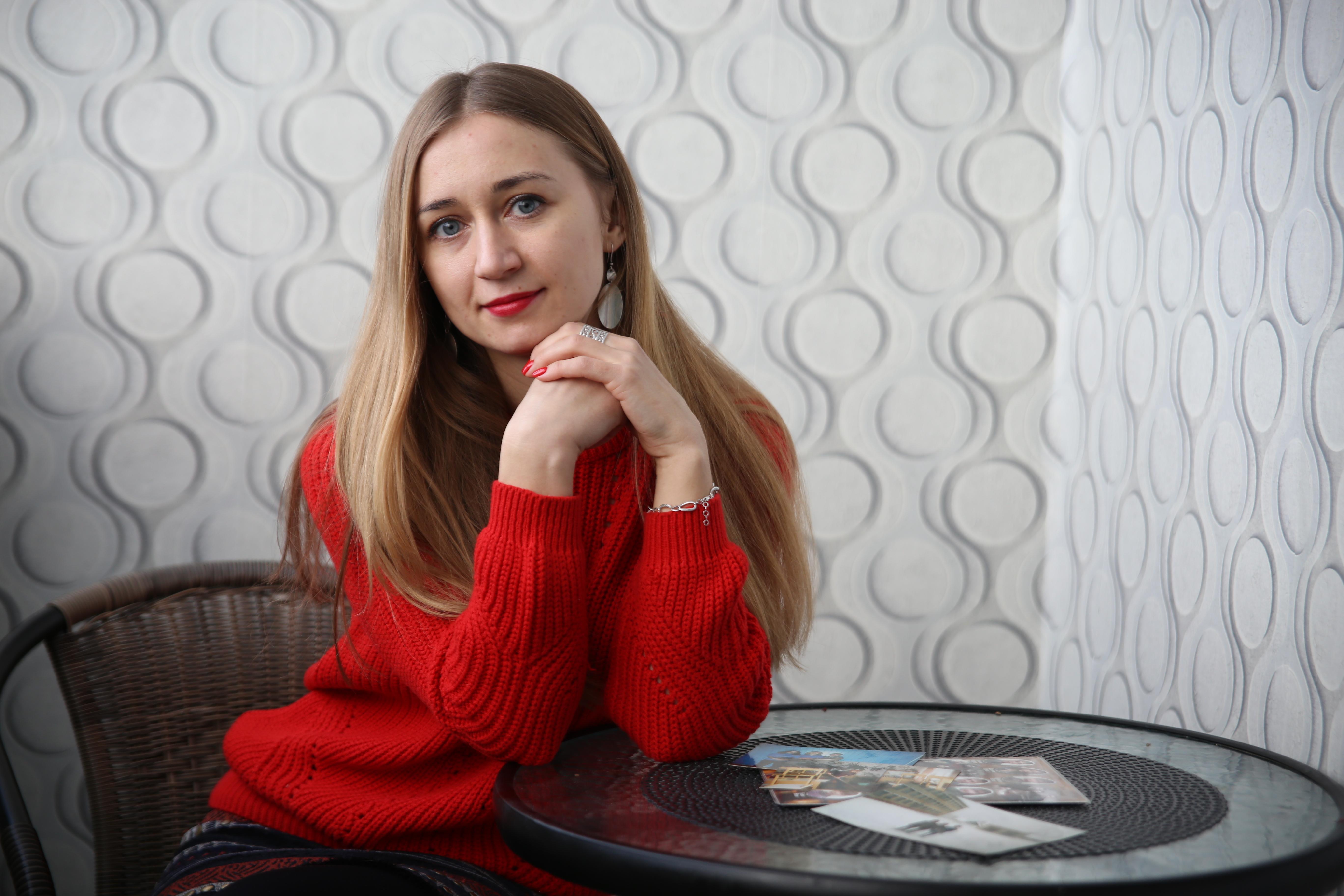 Анна Лукинская. Фото: Евгений ТИХАНОВИЧ