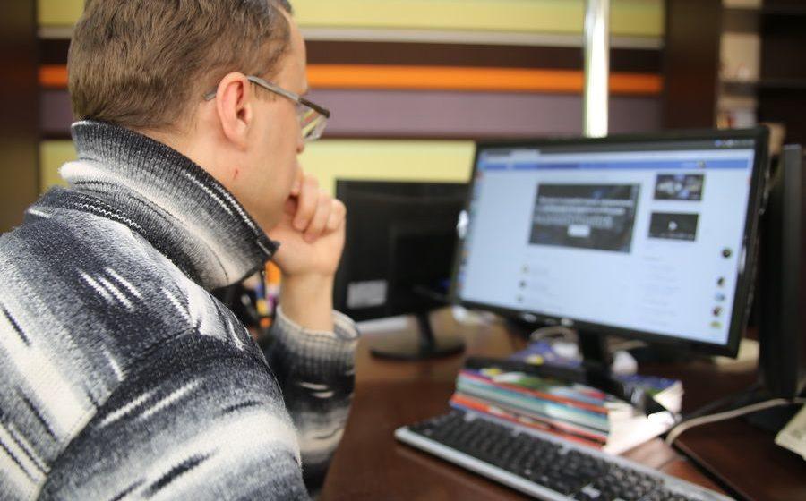 В работе соцсети «ВКонтакте» произошел глобальный сбой