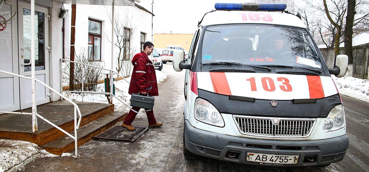 Сколько жителей Барановичей обратилось к врачам из-за травм с начала года