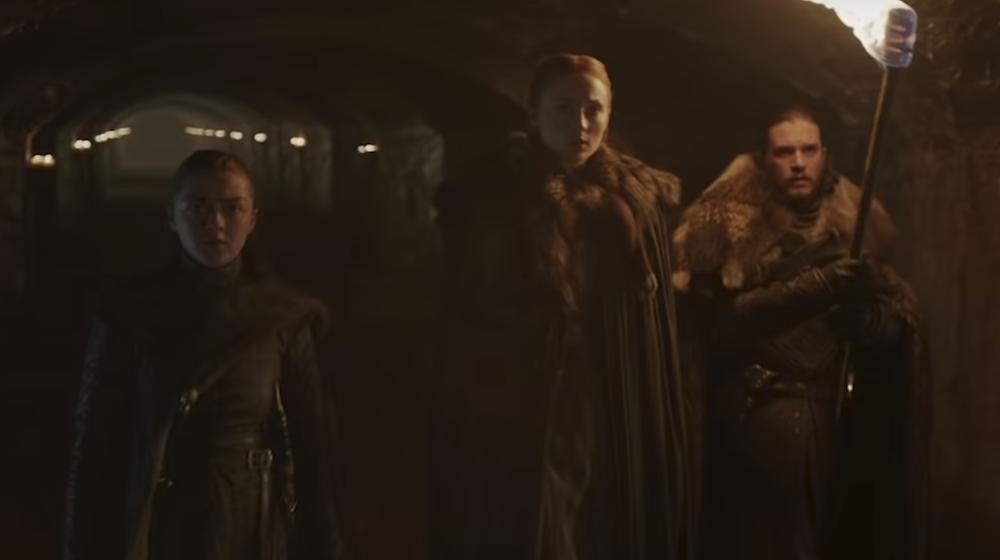 В новом трейлере «Игры престолов» фанаты обнаружили масштабный спойлер