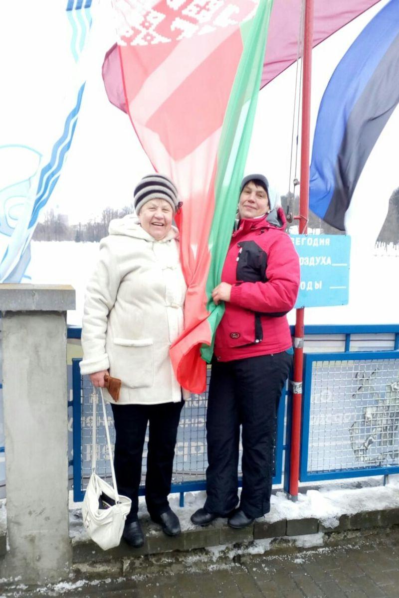 Людмила Горбачева и Любовь Матвеева. Фото: архив Любови МАТВЕЕВОЙ