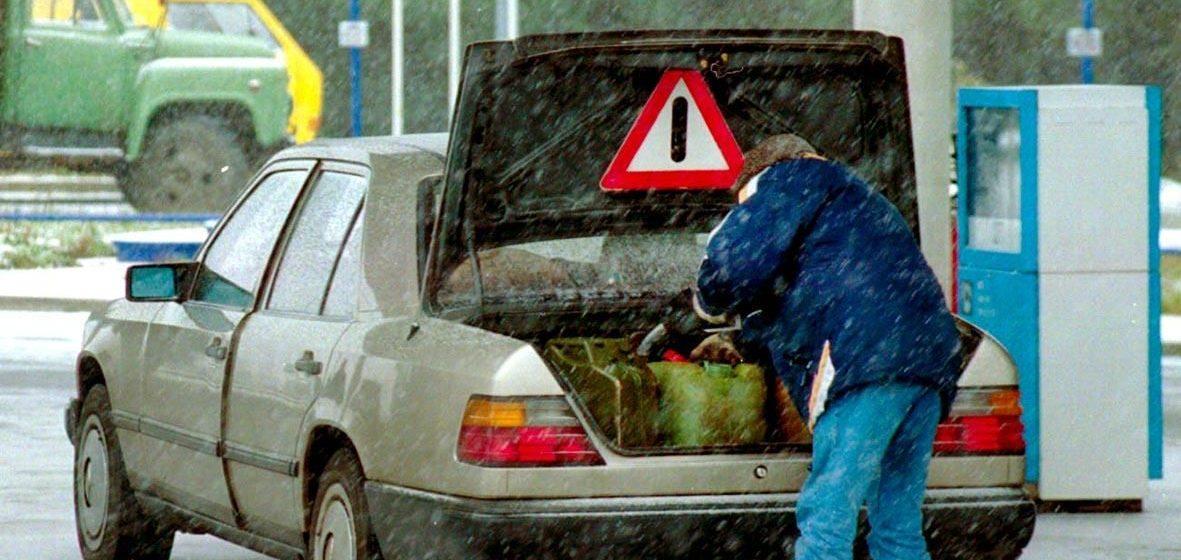 В Беларуси впервые выпустили бензин с октановым числом 100