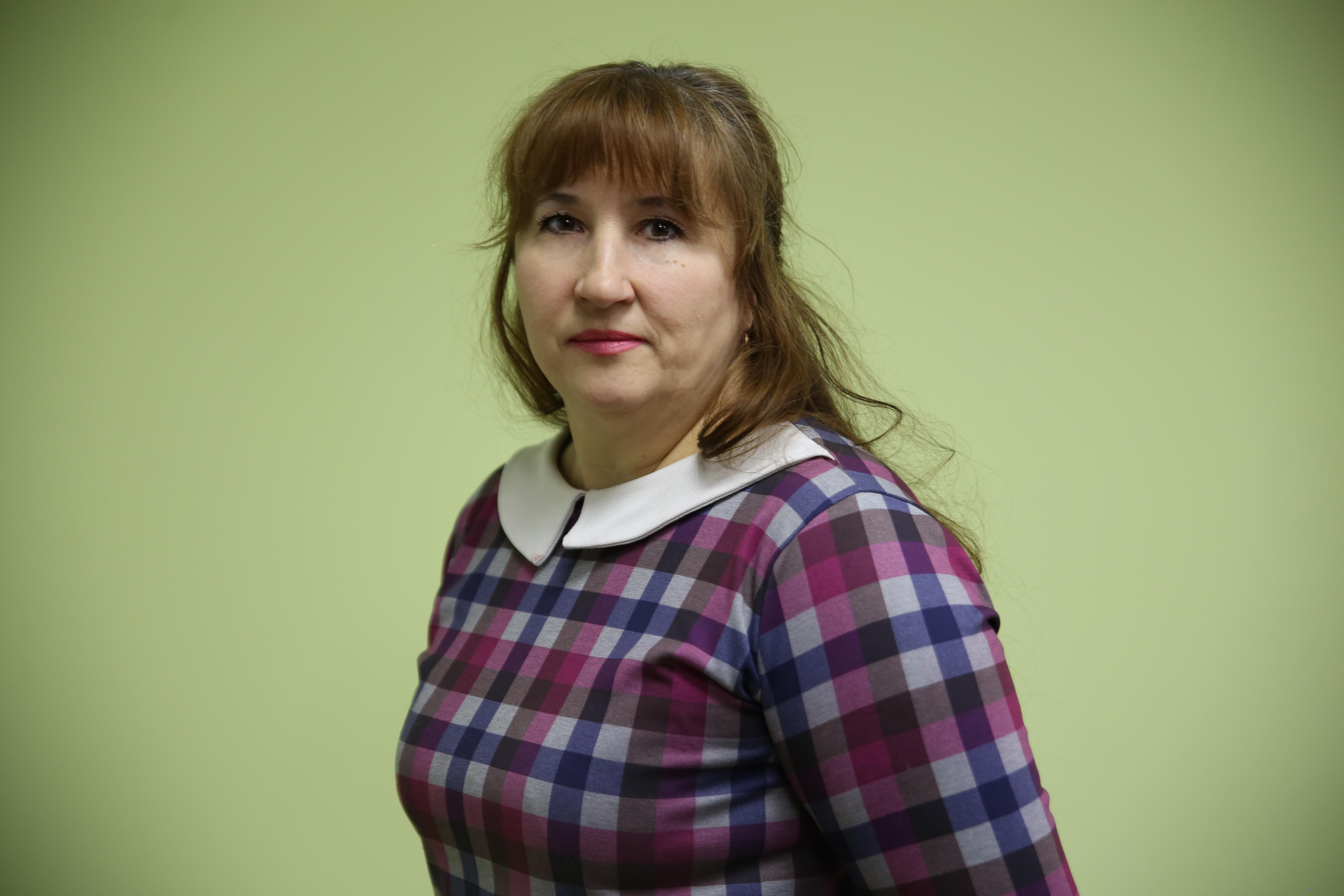 Татьяна Малеж. Фото: Евгений ТИХАНОВИЧ