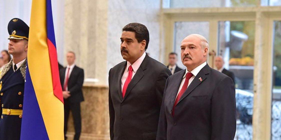 Лукашенко пообщался по телефону с Мадуро и заверил, что Венесуэла всегда может рассчитывать на поддержку белорусской стороны
