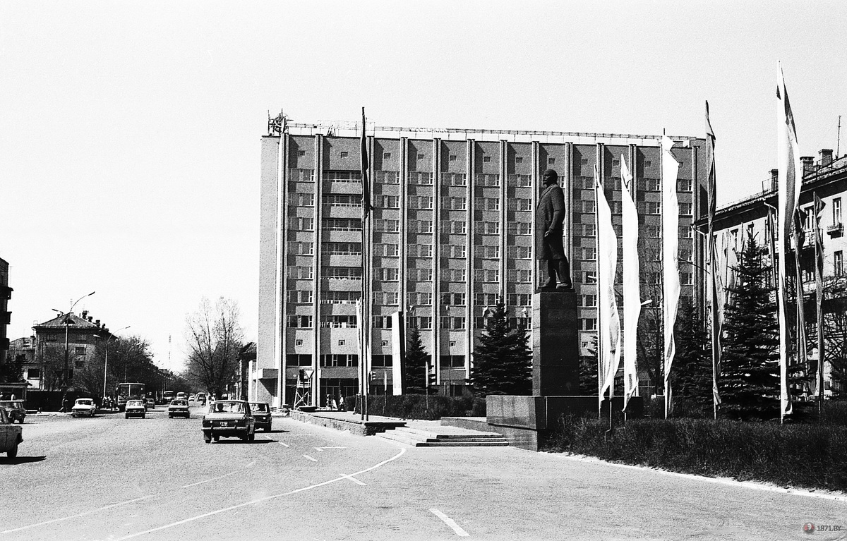 1983 год.  Фото: сайт 1871.by