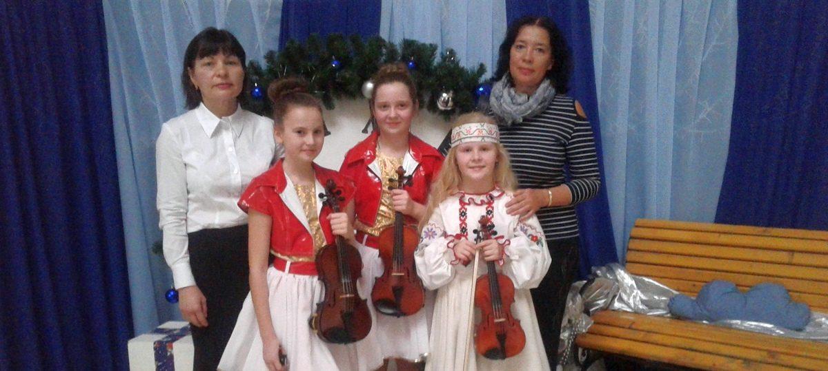 Барановичские музыканты привезли первые места со II Международного конкурса «Этажи»