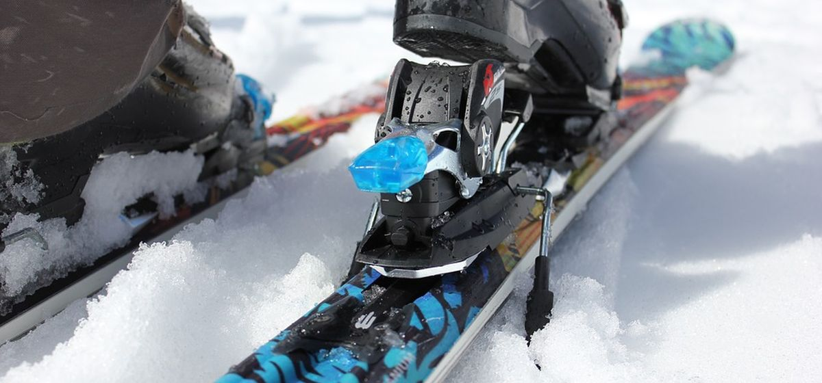 В Барановичах открылся прокат лыж