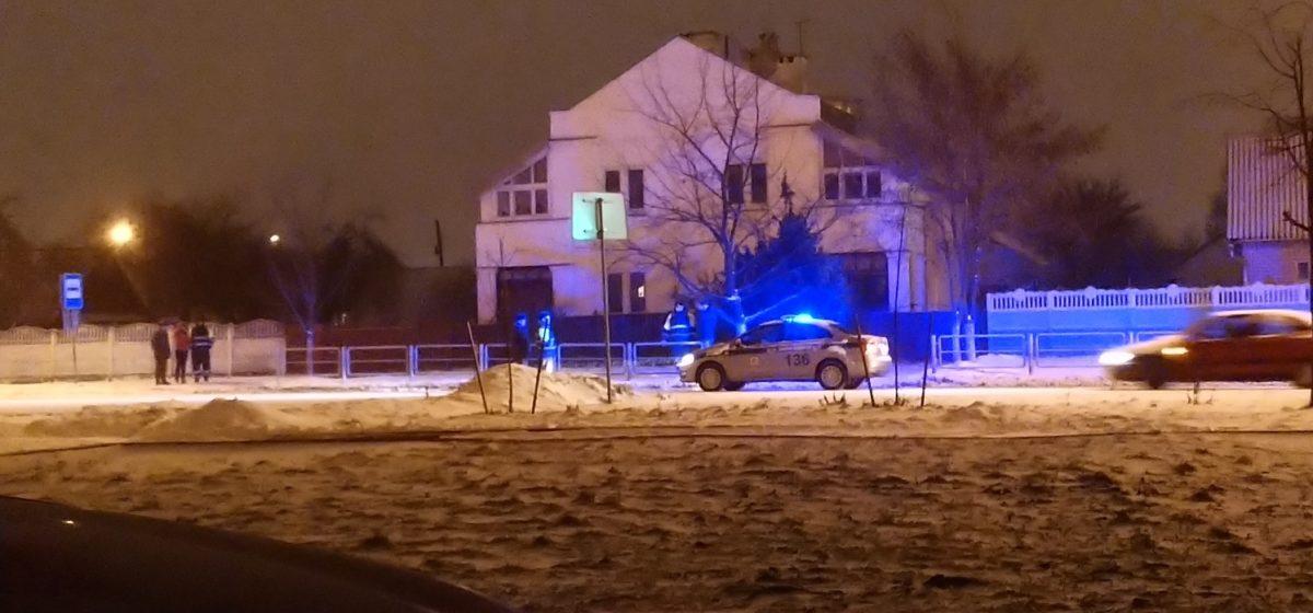 В Барановичах легковушка сбила 12-летнюю девочку