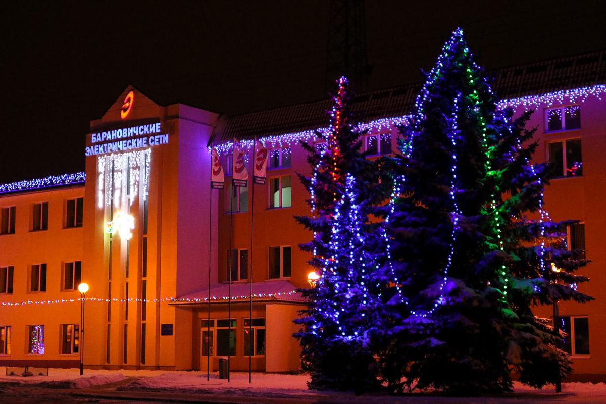 «Брестэнерго» Барановичские электрические сети. Фото: Intex-press