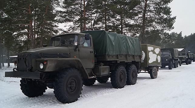 В Минобороны предупредили о военной технике на дорогах Брестской области