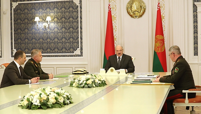 Лукашенко увеличит количество пограничников: беспрецедентный шаг, но нацбезопасность — важнейший фактор