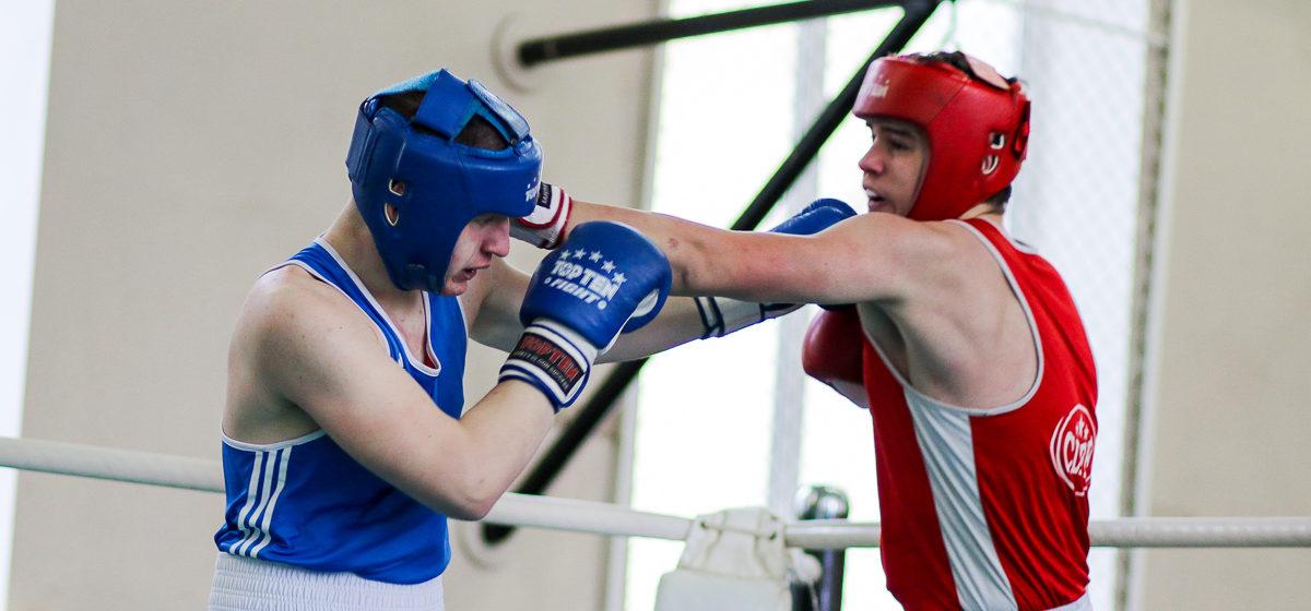 Барановичские юноши подтвердили свой класс в боксе