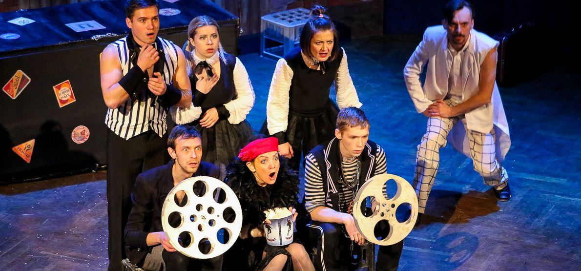 Барановичский театр-студия «Параллель» покажет новый спектакль «Счастье мое»