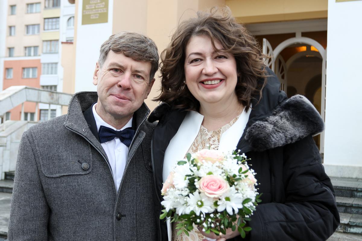 Геннадий и Татьяна Ярук. Фото: Александр ЧЕРНЫЙ