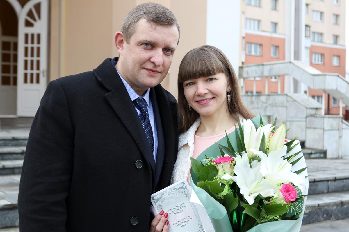 Андрей и Ольга Римша. Фото: Александр ЧЕРНЫЙ
