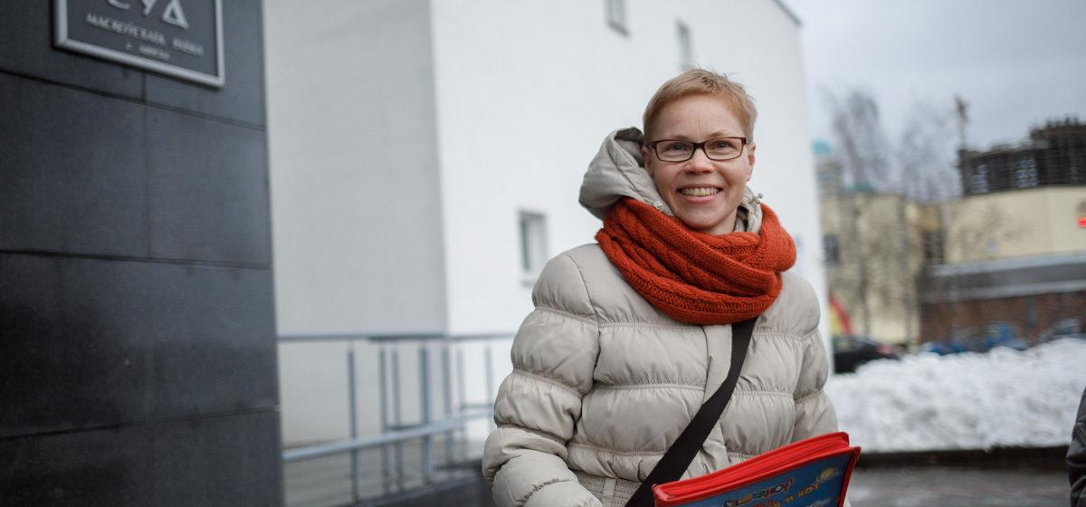 Суд над главным редактором TUT.BY: Марина Золотова вину не признает, БЕЛТА передачу паролей не подписчикам не запрещала