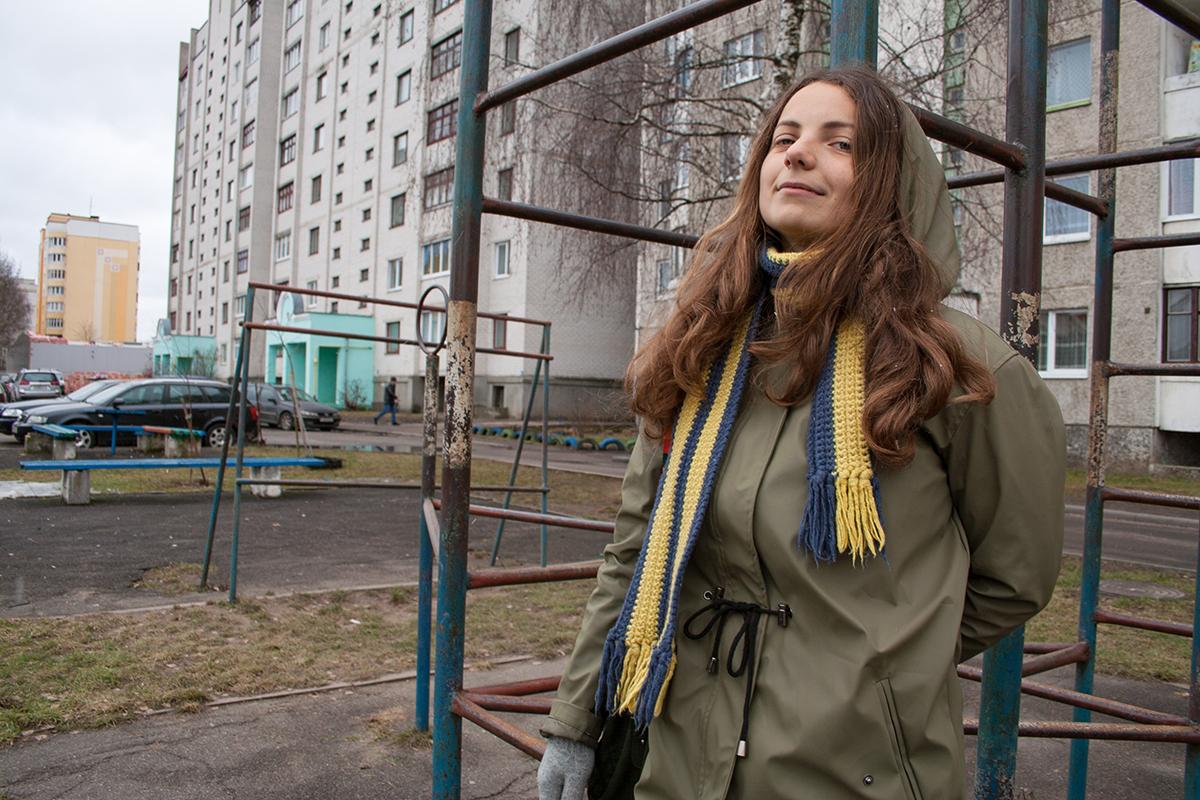 Инна Сумская в Барановичах. Фото: Евгений ТИХАНОВИЧ