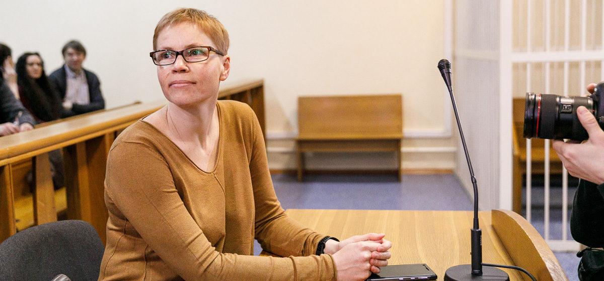 «Заинтересованы в раскрутке». Сотрудница БЕЛТА в суде заявила, что выдавала пароли без договора по просьбе руководства