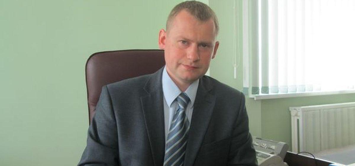 Барановичский межрайонный прокурор удостоен медали «За безупречную службу»
