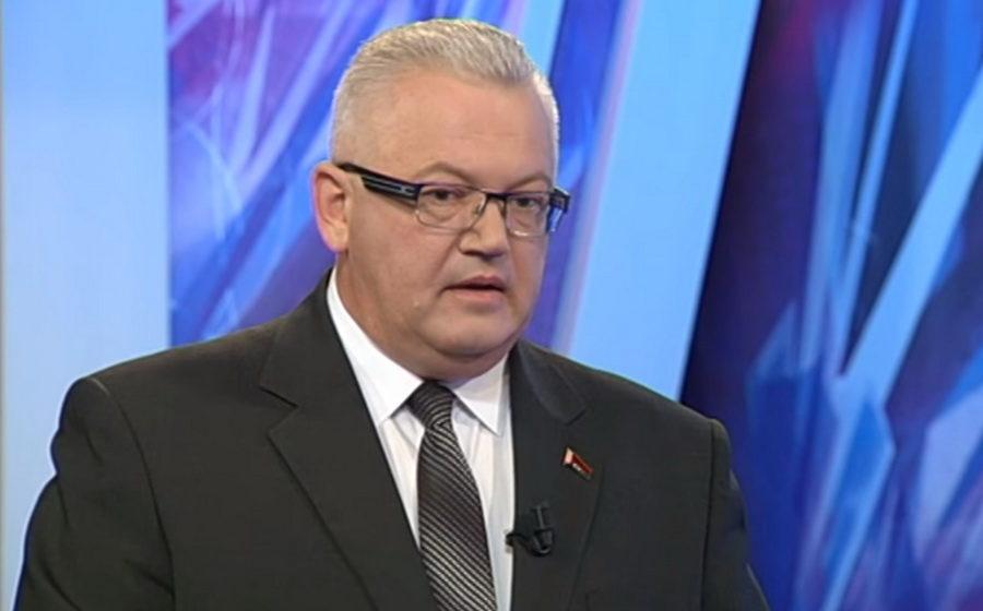 Игорь Карпенко. Кадр из видео