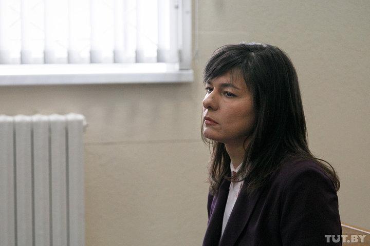 Ирина Акулович. Фото: tut.by