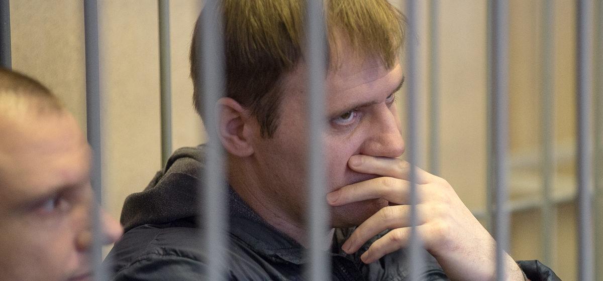 На свободу вышел бывший сотрудник КГБ, осужденный по «делу 17» за участие в наркосети