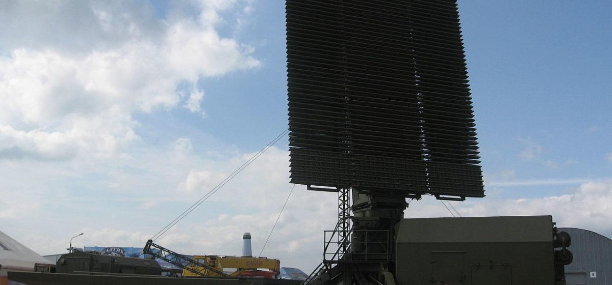 Новая радиолокационная станция заступила на боевое дежурство в Барановичах